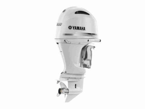 Yamaha LF200XCA2 WHITE